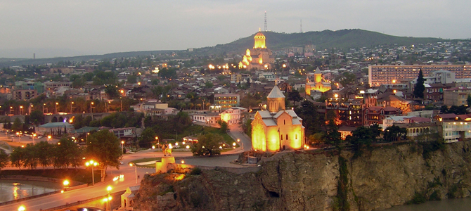 8 интересных фактов о Грузии