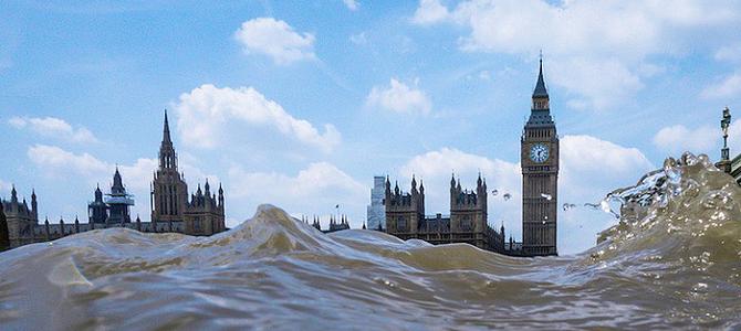 Темза выходит из берегов