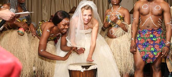 Необычные свадебные традиции стран