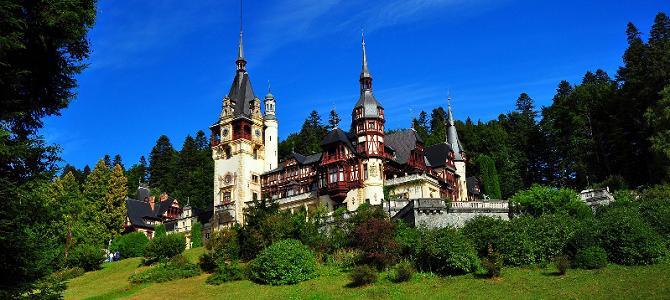 Мистическая Румыния