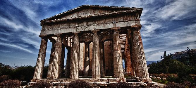 Афины: интересные места