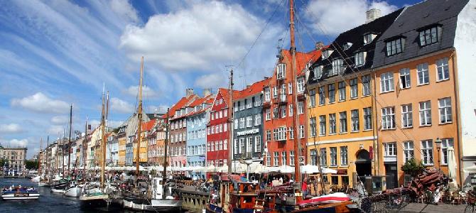 Дания – источник эндорфина