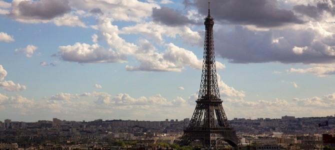 Исследуем Париж