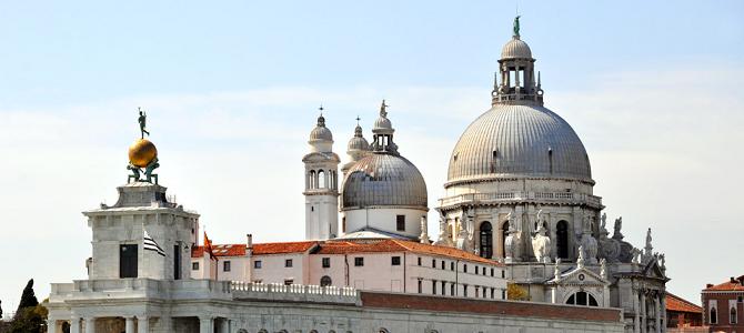 Собор Санта Мария делла Салюте в Венеции