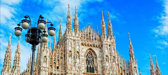 Собор Дуомо ди Милано