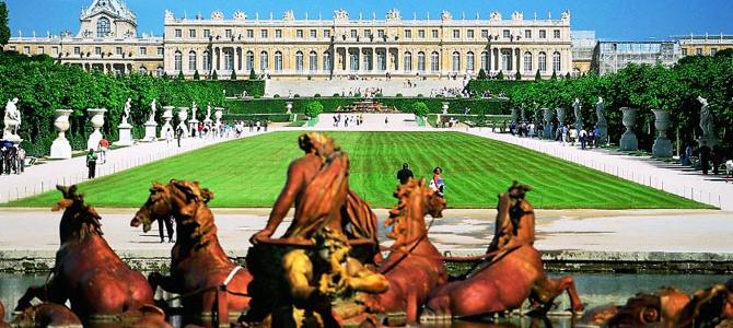 Версаль — по-королевски!