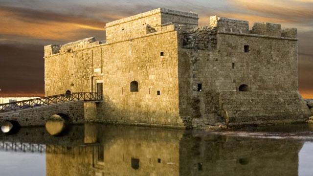 Castle-of-Paphos