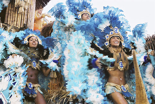 Карнавал-в-Аргентине