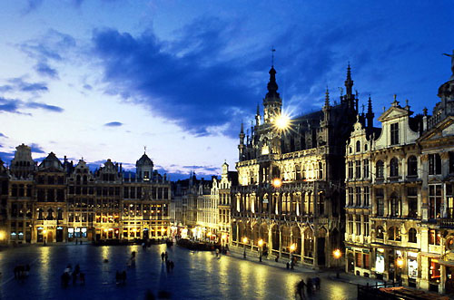 brussel - grand place