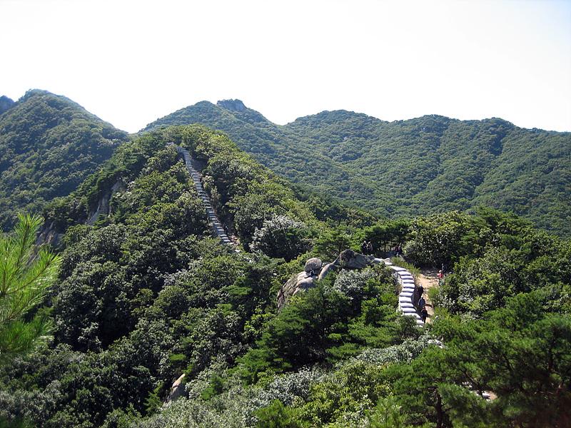 4-Гора Букхансан