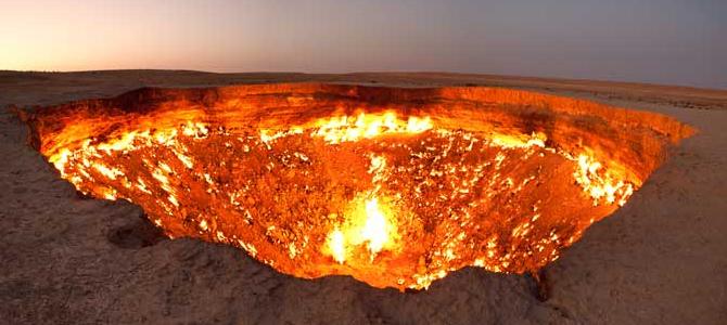 Топ-5 самых опасных мест на Земле